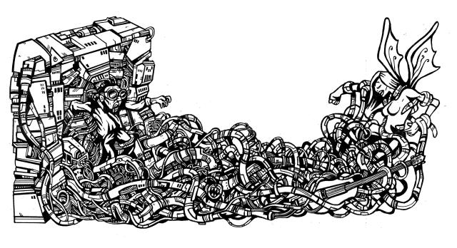 comic book drawings,